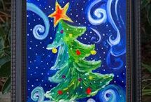 holiday art / by Jen Hollis