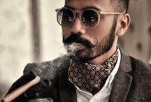 Beard, Moustache, Hair  / by Hosber Art