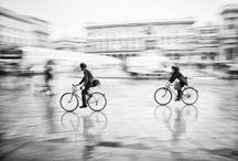 ~ la bicyclette ~ / Ride a bike.