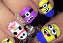 My Nails / instagram @alliewray