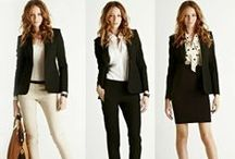 Dressed for Success  / A board for professional women looking for work outfit inspiration / by Ashley Ford