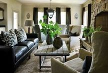Living Room / by Ashley Ford