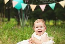 "{Parties} First Birthday Ideas / ""You Are My Sunshine"" first birthday party for my little girl"