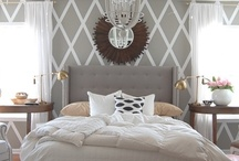 For the Home: Bedroom / Bedroom fashions