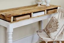 {DIY} Wood Pallet Possibilities