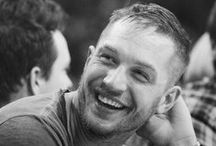 Tom Hardy / I realised, I had so many pics, he had to have his own board!