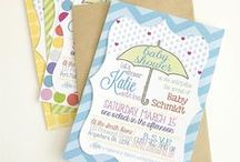 "{Parties} April Showers Baby Shower / ""April Showers"" Baby Shower - ideas for decor, food, favors, and games"