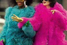Fur ever ☆ ✮ ✯ / Women love fur !