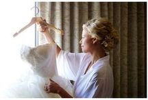 Brides at The Ritz-Carlton, Chicago / Bridal parties primping to perfection on the big day  / by The Ritz-Carlton, Chicago