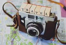 Escape / Our collective love of travel where ever it may take us...