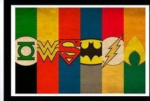 Comic Time / Loving comics in all shapes and designs / by Arianna Clark