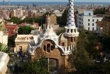 Barcelona / Must see places to go in Barcelona.