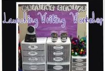 Launching Writing Workshop / This board contains many resources that will help any primary teacher getting ready to launch writing workshop in his/her classroom.