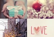 Christmas...we love it / Our most favourite time of year...we heart Christmas