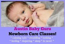 Austin Baby Guru Classes / More about the Austin/Round Rock area classes: Http://www.AustinBabyGuru.com/classes