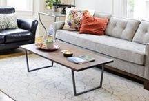 LIVING SPACE / Central living area - home decor inspiration