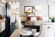 DINING / Gather around a table in this perfectly designed room.