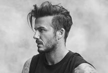 Men's Hair Styles & Cuts / Mens hairstyles that are on point. Cool hair cuts for guys.