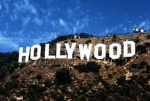 City of Stars | Los Angeles / I'd love to rub shoulders with the celebrities, awe at the Hollywood sign, hop along the gold stars, shake hands with Mickey and dip my toes in the sand of Venice Beach This is Los Angeles, the real life movie set!