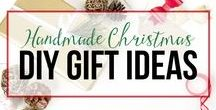 {Handmade Christmas} DIY Gift Ideas / A collection of DIY gift ideas curated for customers of the 7 Steps to a Handmade Christmas eBook from unOriginalMom.com.  Get motivated, organized, and inspired to handmade your Christmas gifts this year! http://www.unoriginalmom.com/handmadechristmas