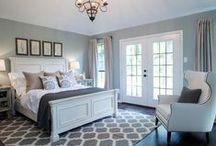 {Home} Master Bedroom / Ideas for our farmhouse style master bedroom redo