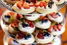 Food:  all that's yummy :)  / by Sarah Swartz
