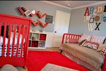 Evan's Bedroom / by Lachrisa Houchin