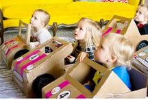 Have Book Will Travel: Preschool Crafts