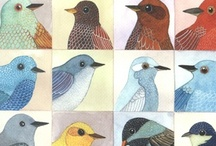Beautiful Birds / by Rebecca Goldthorpe