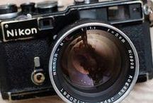 cameras / by greg bischoff