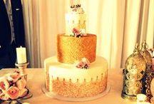 Matrimonio - Wedding Cake / La torta nuziale va a chiudere la cornice del matrimonio perfetto, e ce n'è per tutti i gusti!