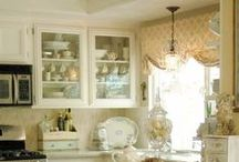 Window Treatments /  Window Covering Ideas For Designing New Treatments Including Fabrics and Hardware