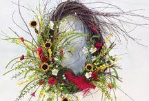 Wreaths / Wreaths for all seasons