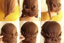 Hair styles & accesories