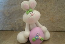 Easter Crafts / by Cheryl Lollis