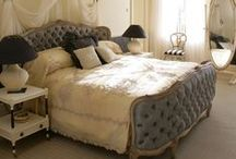 Tufted Furniture / This is a collection of Tufted Furniture along with a bit of DIY for the daring!