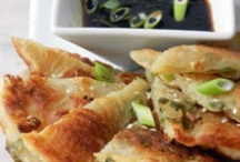 Food: Entrees, sides and appetizers / by Sarah Swartz