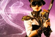 The Sensibility Grey Steampunk Novels / World board for my steampunk suspense set in the California gold rush. With magic!