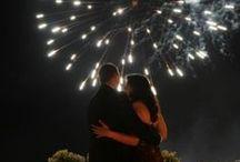Matrimonio - Musica e intrattenimenti / Musica e spettacoli per festeggiare, intrattenere gli ospiti e divertirsi. Senza rinunciare all'intramontabile romanticismo dei fuoci d'artificio, per chiudere la serata in bellezza!