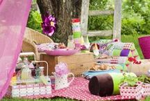 Picnic Party / For Esmé on her 1st birthday