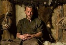 Vikings / Love the History Channel show! I am sorta nuts for Ragnar. Love the Strong women in this series.