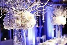 Matrimonio - Tema invernale / Il matrimonio d'inverno a Castello degli Angeli diventa magico.