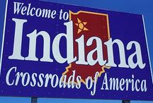 The Hoosier State / by Sarah Martin