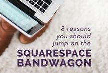 Square Space Blogging / #squarespace blogging?