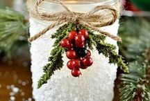 Christmas Decor / Let's celebrate the beauty of Christmas with the best holiday decor pins! Vertical pins only, please. To join board, please email andrea{at}TablerPartyOfTwo{dot}com with your Pinterest email and user name. Get your free Pinterest calendar and other brand building strategies here: http://www.tablerpartyoftwo.com/build-brand HAPPY PINNING!