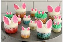 Easter / I LOVE decorating and making yummy food for this holiday! The season of new life, new birth, springtime and pastels.