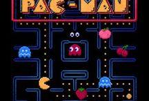 Mood Board: Vintage Gaming Booklet