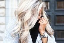 Hair and Makeup / Favorite Hairstyles + Makeup Ideas