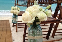 Beach Wedding Ideas / by Escapes by Travel Designers