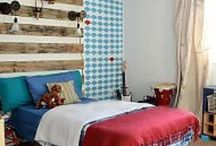Boy's Room / Decorations, furniture, colours, themes etc